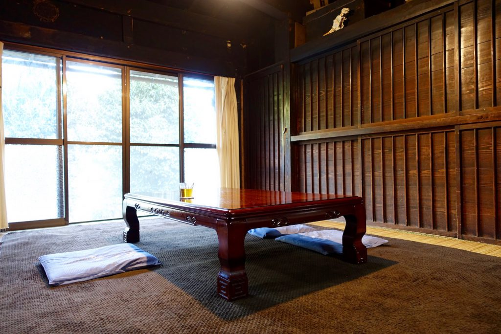airbnb お山の宿みちつじ22