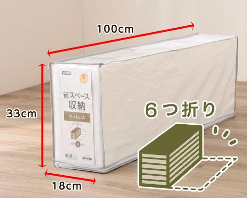 nitori mat space